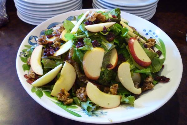 Autumn salad Photo 4