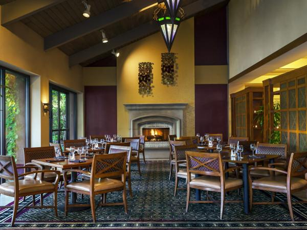 Interior of Bacchus Restaurant & Wine Bar Photo 2
