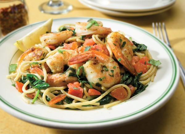 Shrimp Pasta Photo 2