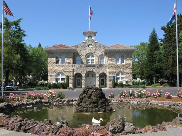 Sonoma City Hall Photo 4