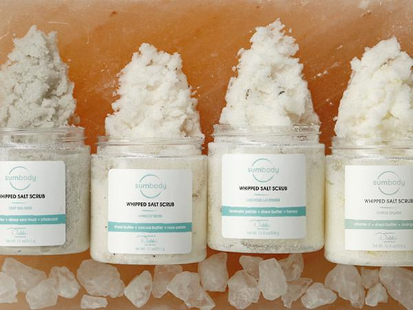 Whipped Salt Scrubs Photo 3