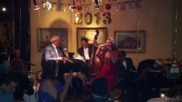 Brulee 'Jazz With a Twist' New Years Eve 2012 Photo 5