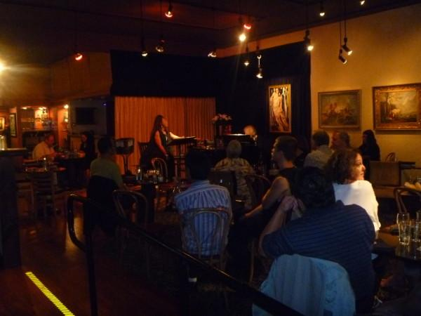 Grammy Jazz Nominee Frankye Kelly at Main Street Bistro and Piano Bar Photo 4