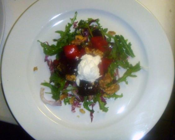 Beet Salad at Main Street Bistro and Piano Bar Photo 6