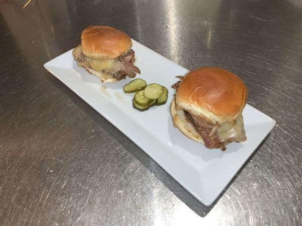 Prime Rib Sliders Photo 2