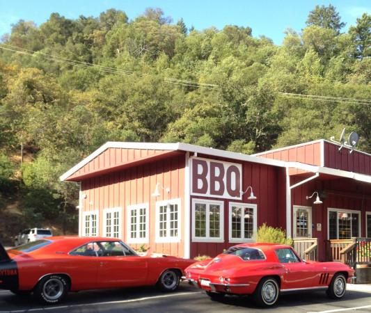 World Famous Hamburger Ranch & Bar-B-Que - Come On Over! We're At The Top Of The Hill. Photo
