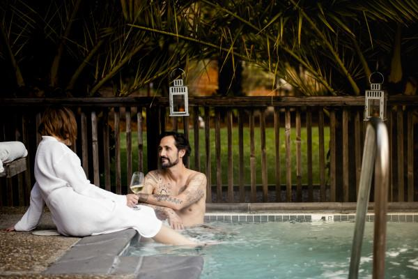 boon hotel + spa - hot tub Photo 7