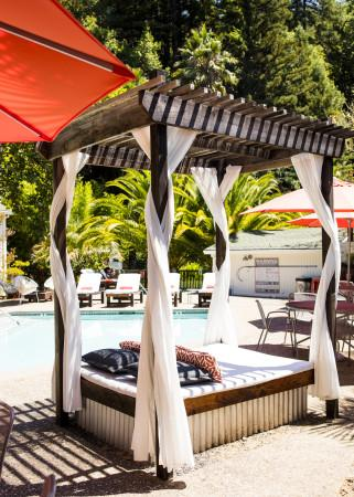 boon hotel + spa - poolside Photo 5