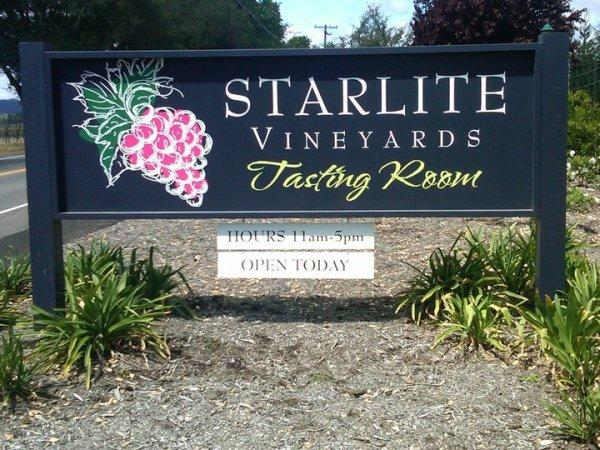 Starlite Vineyards Photo