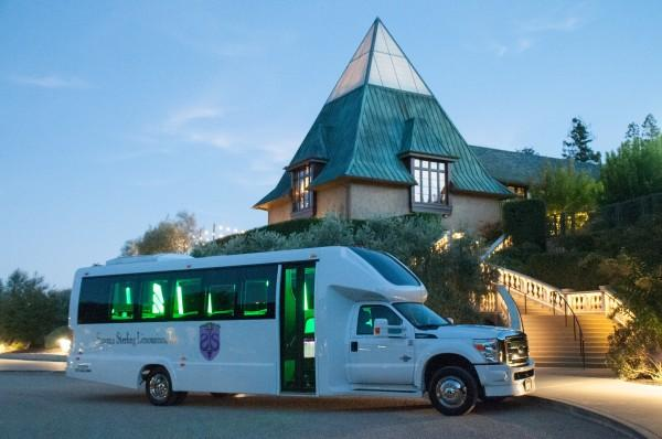 Our Newport Party Bus is perfect for your Night Out Celebration Photo 2