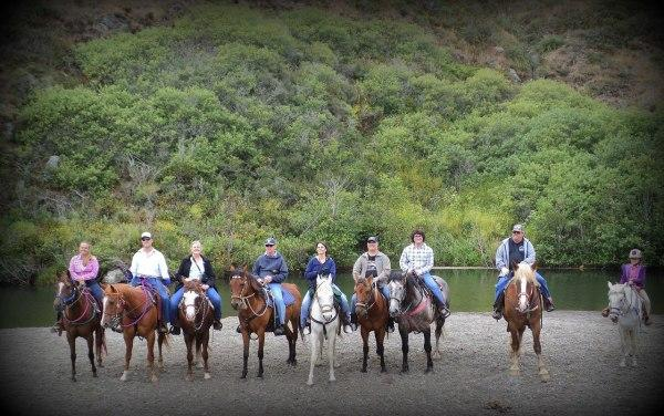 Horse N Around Trail Rides Photo 3