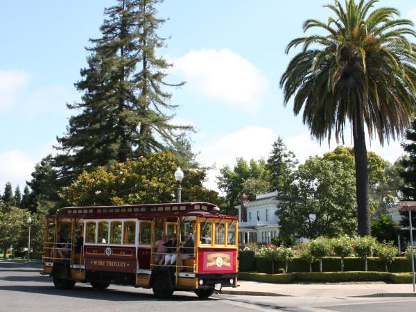 Sonoma Valley Wine Trolley Photo 2