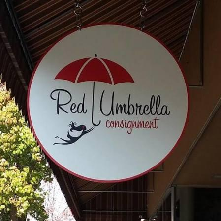 Red Umbrella Consignment Photo