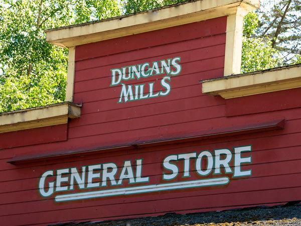 Duncans Mills General Store Photo
