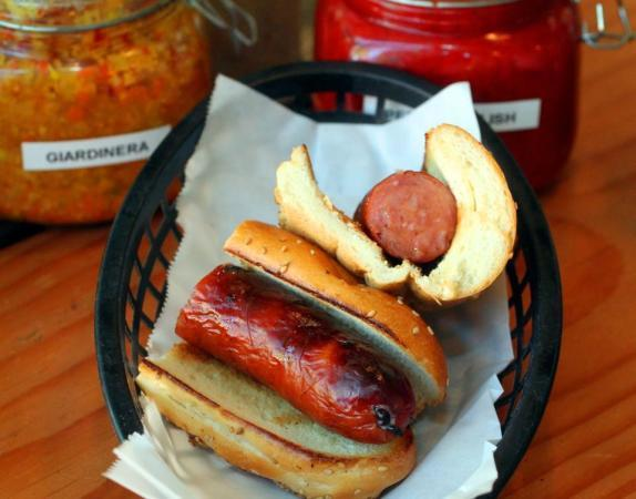 The Wurst Photo