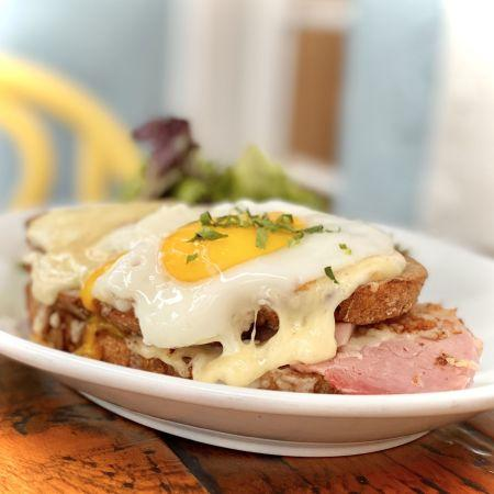 Croque Madame on Special Photo 3
