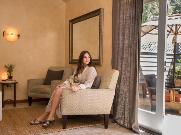 The Relaxation Room at Health Spa Montecito Photo 12