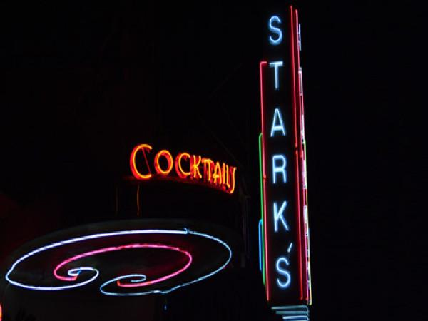 Starks Marquee Photo