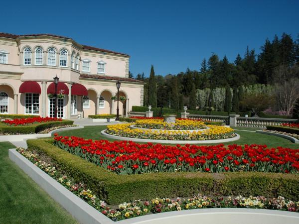 Ferrari,Carano Vineyards and Winery