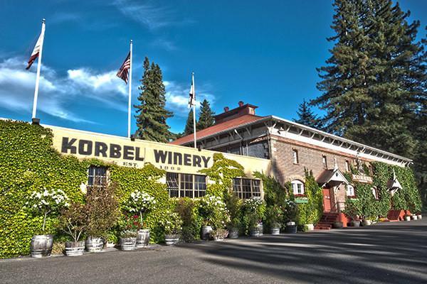 Korbel Champagne Cellars Sonomacounty Com