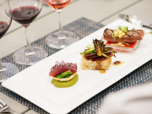 Spectacular Lunches and Food Pairings Photo 4