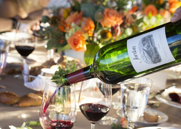 Jordan Winery special events (Sunset Supper at Vista Point) Photo 32