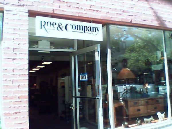Roe and Company Furniture Photo