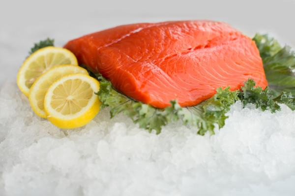 Salmon - Fresh in our seafood case! Photo 17