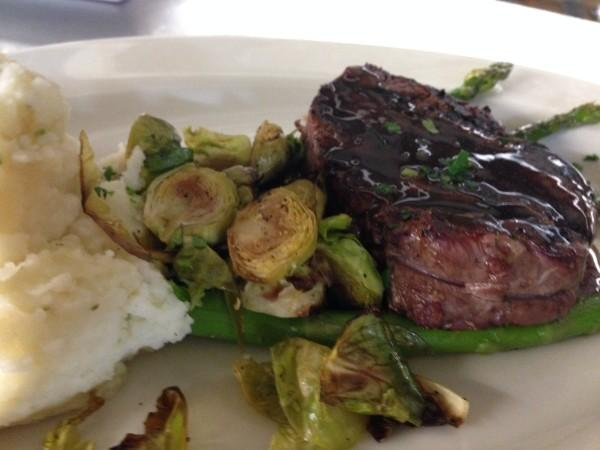 Palms Grill Filet Mignon Photo