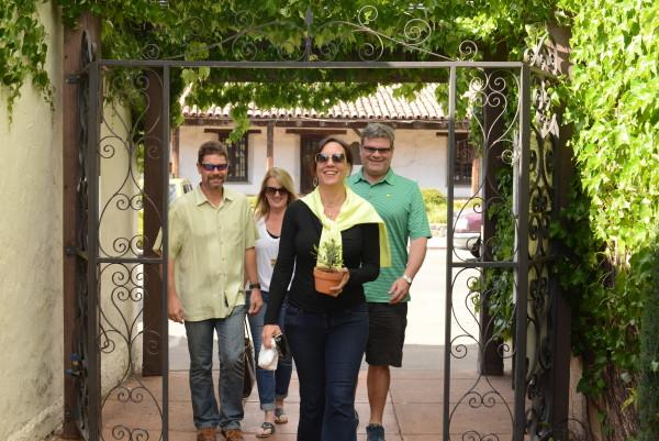 Explore the magical passages in the Sonoma Plaza area - Sip, Walk, Eat, Talk with Gourmet Food and Wine Tours! Photo 3