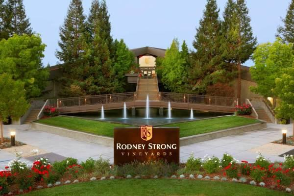 Image result for rodney strong winery