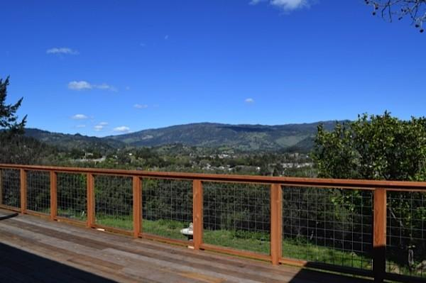 Ranch House Deck View Photo 5