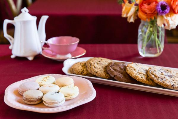 Tea and Cookies Photo 9