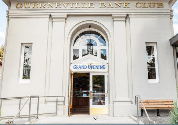 Guerneville Bank Club Photo 2
