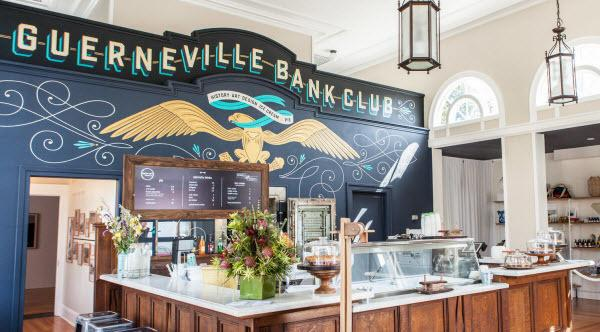Guerneville Bank Club Photo