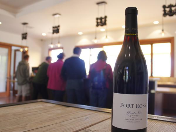 Cozy Fort Ross Tasting Room Photo 5