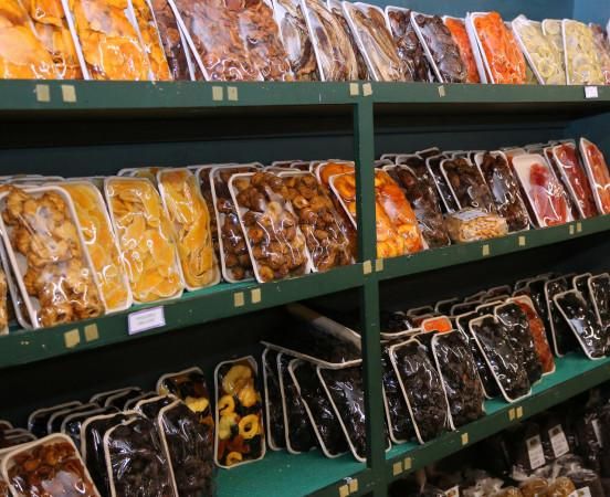 Our dried fruits and nuts selection is awesome Photo 8