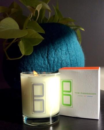 The Passdoor scented candle Photo 6