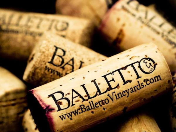 Balletto Vineyards Corks Photo