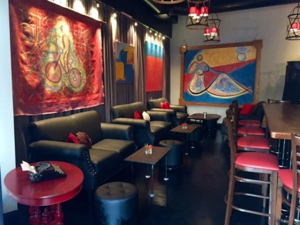 Lounge at Spicy Vines Photo 3