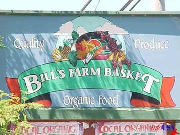 Bill's Farm Basket Photo