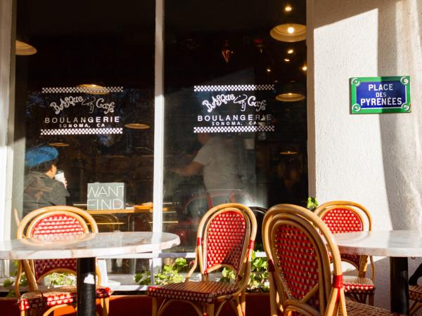 Basque Boulangerie Cafe Photo