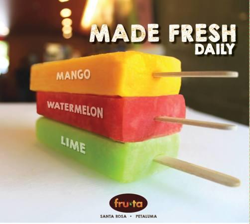 Homemade Popsicles - Fru-ta's fruit bars are a legend in their own time. Bars are made daily on site with fresh fruit - some of which is sourced locally. Photo 2