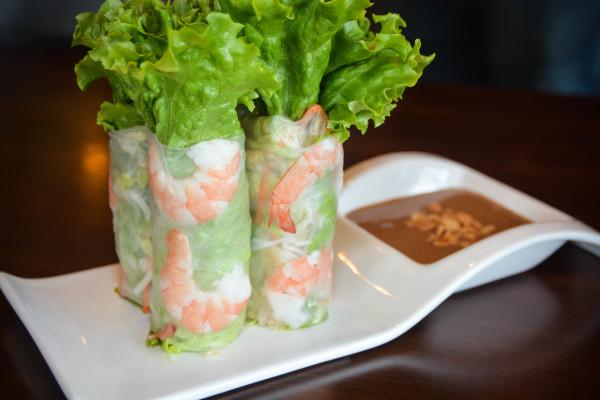 Shrimp Spring Rolls - We believe in fresh ingredients and attention to detail. Photo 2