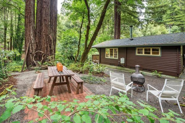 The Old Cazadero Cabin Photo 8