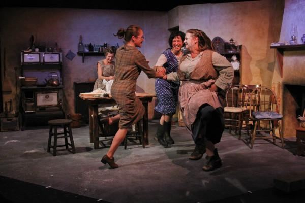 DANCING AT LUGHNASA by Brian Friel 2016 Photo 2