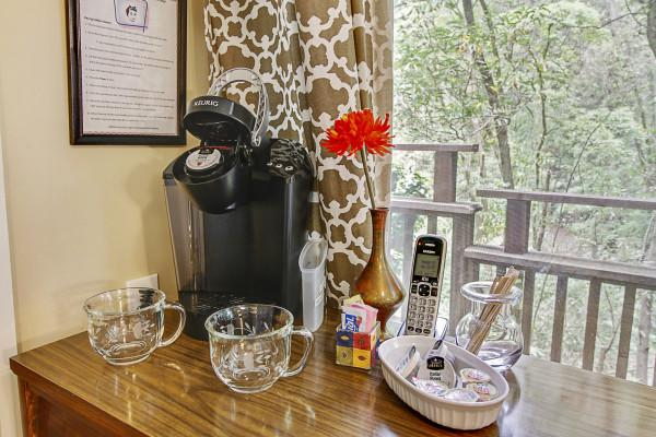 Downstairs Coffee Station, Big Bertha's Photo 13