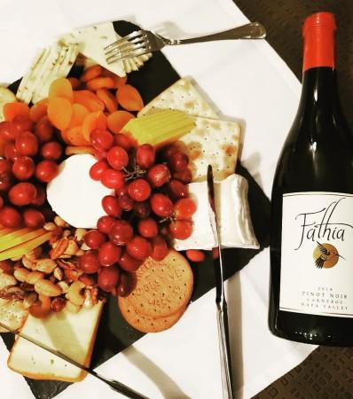 Wine and Cheese Photo 6