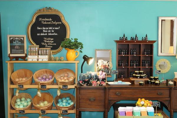 Cetonia Bath & Body in Duncans Mills Photo 2