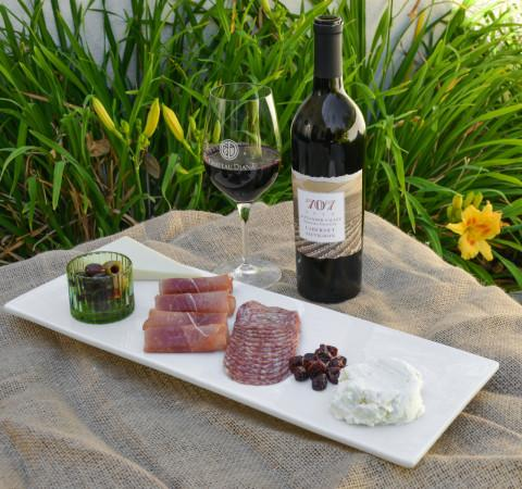Charcuterie and 707 Wine Photo 19